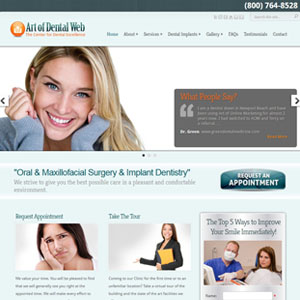 Art of Dental Web