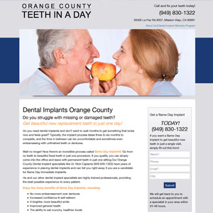 Dental Implants Center OC