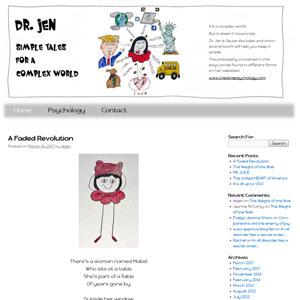 Dr. Jenni's Blog