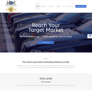 Automotive Marketing With Ideal Direct Ad Group